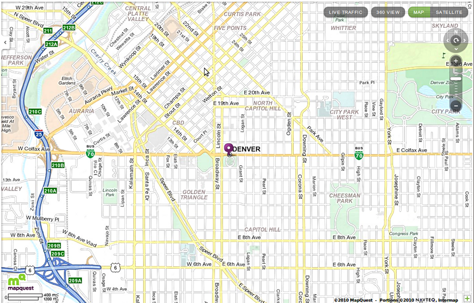 5712 wetland loop map denver street map