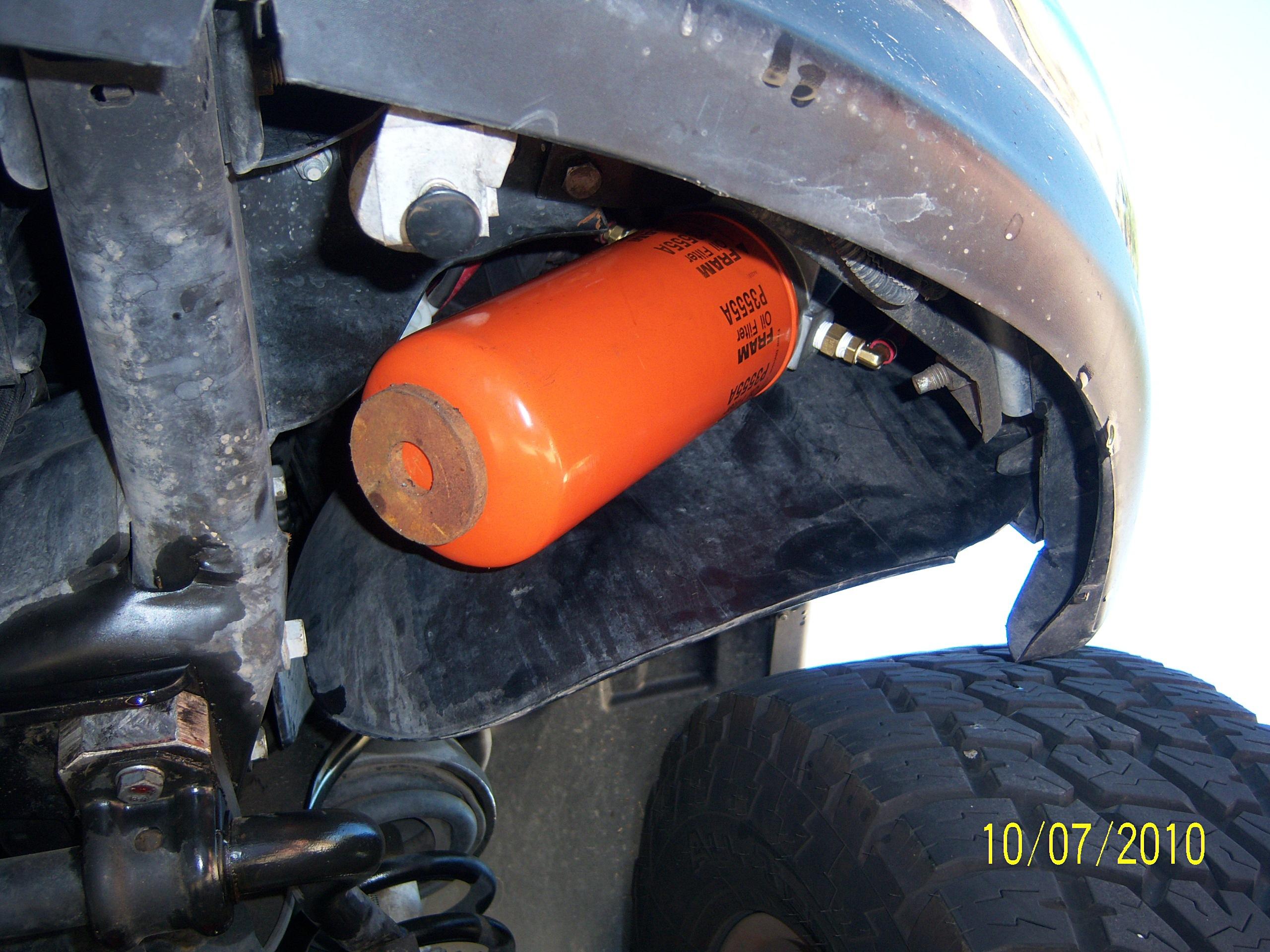 68RFE Transmission Filters & Fluid Change - Diesel Truck Forum