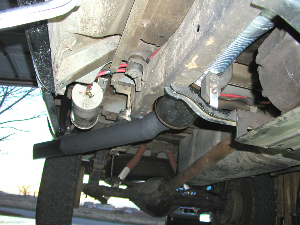 Side-dump exhaust - Dodge Diesel - Diesel Truck Resource Forums